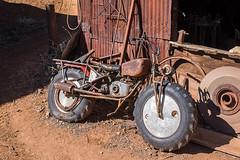 Trail-Breaker (nikons4me) Tags: arizona az jerome goldkingmine ghosttown nikond7100 nikonafsdx18200mmf3556gifedvr trailbreaker trailbike