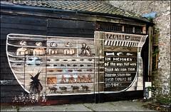 Memorial Mural (Canis Major) Tags: bristol redcliffe mural memorial slavetrade victims