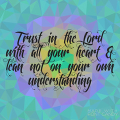 Proverbs 3 (Lydie's) Tags: text writing app scripture bible fontcandy triangulation facets