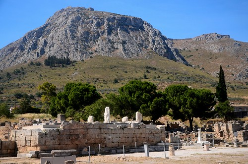 Ancient Corinth: South Basilica