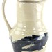 156. Signed Studio Pottery Pitcher