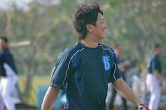 DSC_0398 (mechiko) Tags: 横浜ベイスターズ 130202 横浜denaベイスターズ 三嶋一輝