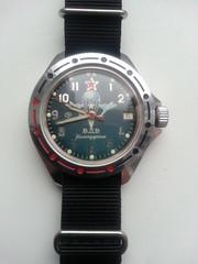 Komandirskie (Sur_Realist) Tags: watch vostok madeinrussia komandirskie militarywatch histopol