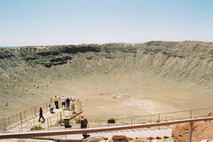 Meteorite Crater ~ Arizona (1coffeelady) Tags: meteoritecraterarizona meteorcrater arizona roadtrip route66 route40 route66roadtrip scenicroute historicroute66 arizonasightseetin arizonaamazingwonders arizonamustsee arizonavacation arizonameteorite
