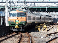Leaving Omiya (Matt-san) Tags: japan japanese trains jr tokaido