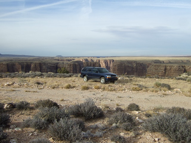 arizona 2004 river highway colorado 4x4 little indian nation 4wd 64 chevy cameron navajo rez blazer reservation sr64