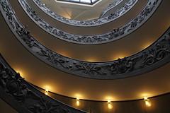 Scala dei Musei Vaticani, Citt del Vaticano (twiga_swala) Tags: vatican rome roma museum stairs spiral momo musei escalera vaticano staircase scala museo spirale giuseppe monumental monumentale vaticani elicoidale doppia