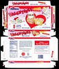 Hostess Valentines Cupcakes - 1998 (Waffle Whiffer) Tags: holiday cake cupcakes box valentines 1998 hostess cupid 1990s snackcake