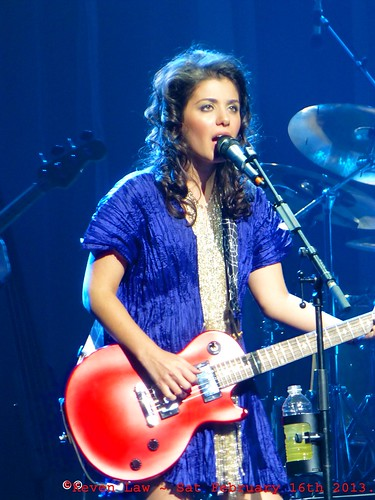 Katie Melua ~ Live in Paris ~ February 16th 2013.