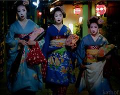 japon (kathof2011) Tags: geisha gion japon maikos