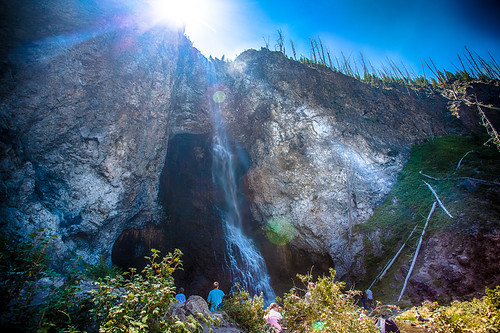 Fairy Falls - Yellowstone National Park