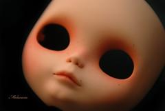 Current WIP (Melacacia ) Tags: girl march doll sweet blythe freckles february custom 2013 melacacia