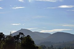 THE HILLS (DESPITE STRAIGHT LINES) Tags: derwentwater keswick keswickboatlaunch lake landscape sky cloud clouds cloudy overcast bluesky hill hills mountains onwater cumbria england countryside thelakedistrict lakedistrict thelakes september autumn fall nikoln d7000 nikond7000 nikon55300mmvr gps nikongp1 tree trees wood woods woodlands forest paulwilliams despitestraightlines flickr day