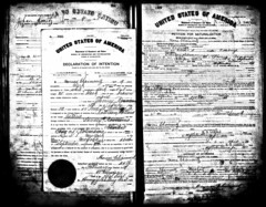 Morris Chaimovitz (Naturalization) (keithsjackson) Tags: naturalization chaimovitz chamovitz