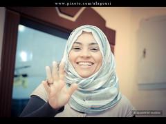 Smile alive ( [ Libya Photographer ]) Tags: smile canon eos alive 70300 60d   klunz