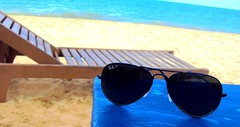 ray ban (NatashaJade) Tags: summer beach sunglasses fashion glasses ray ban acessories