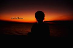 Front or Back? (eda_abrenica) Tags: sunset silhouette moa manilabay cls mallofasia nikond700 nikkor2470 sb910