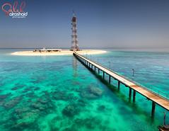 Kuwait - Garooh Island from High POV (© Saleh AlRashaid / www.Salehphotography.net) Tags: صالح الرشيد الكويت جزيرة قاروه الارياق kuwait aryag garooh island saeh alrashaid hasselblad h4d
