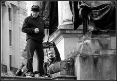 Agenda benders (* RICHARD M) Tags: street liverpool demo mono blackwhite candid politics protest fringe demonstration socialist activism protests activists protesters socialism demonstrators megaphone politicalactivists merseyside politicalactivism politicos thecuts factions derbysquare agendas welfarereform benefitcuts bedroomtax bedroomtaxprotest