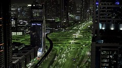 Rooftop Dubai IV (Claus Kjrsgaard) Tags: nikon dubai nightshot metropolis tamron f28 photomix 2470mm d600 slicesoftime mygearandme mygearandmepremium creativephotocafe