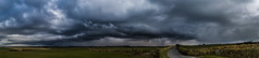 Inclement Weather (intrazome) Tags: england sky cloud storm nature rain weather hail clouds landscape nikon cornwall moody pano panoramic thunderstorm cloudscape d5100