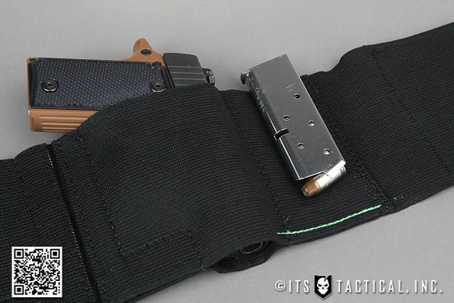 Belly Band Holster 02
