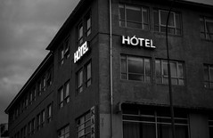 Hotel Bjork (The_ Incredible_ Mr.E) Tags: hotel iceland reykjavik bjork