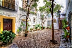 Un patio Sevillano (Di Gutti (diegogutierrez79@gmail.com)) Tags: santacruz sevilla terrasse seville andalucia patio andalusia hdr gettyimages siviglia barriodesantacruz diegogutierrez sevillan canoneos450d sevillban