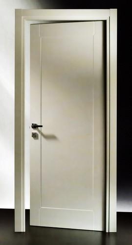 Porta Pantografata 40C Bianco