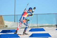 Holmenkollen Saturday 020313 1718 (sjrowe53) Tags: oslo norway skiing ibu wintersport pursuit biathlon holmenkollen seanrowe biathlonunion holmenkollensaturday020313