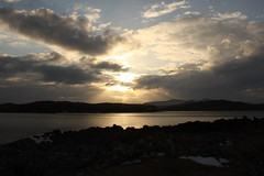 Rockcliffe Sunset (rosejones1uk) Tags: sunset evening scotland