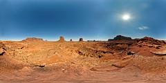Monument Valley (BongoInc) Tags: arizona panorama southwest utah desert monumentvalley fourcorners interactivepanorama