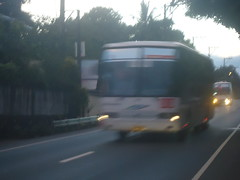 Raging ALPS (encharta) Tags: alps bus highway nissan diesel pan laguna santarosa alaminos philippine maharlika rb46s exfoh