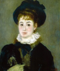 Pierre Auguste Renoir - Portrait of Henriette Henroit, 1876 at Oskar Reinhart Art Collection Winterthur Switzerland (mbell1975) Tags: portrait art painting french switzerland am gallery museu pierre fine arts henriette musée musee m collection oskar impressionism museo impression impressionist muzeum auguste renoir finearts winterthur beauxarts müze sammlung reinhart römerholz museumuseum henroit