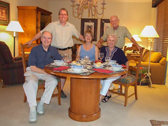 Easter Dinner In Surpirse AZ (hathaway_m) Tags: friends arizona food dinner easter surprise