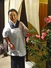 Tending to some real flowers in Gion (Rekishi no Tabi) Tags: japan kyoto 京都 祇園 gion kansai 寿司 花町 gionkobu gionatnight kyotostreetphotography 花の井