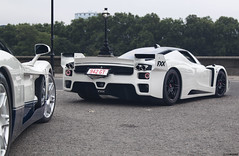 Road Racers (QusaiNusair) Tags: london racecar chelsea ferrari enzo supercar mc12 maserati fxx autolegends
