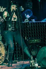 Green & Blue. (Wakonda (Emilio Vaquer)) Tags: metal concert spain concierto livemusic palmademallorca balearicislands a700 culturaclub sonya700 sal85f28 toxicarmy sony85mmf28lens