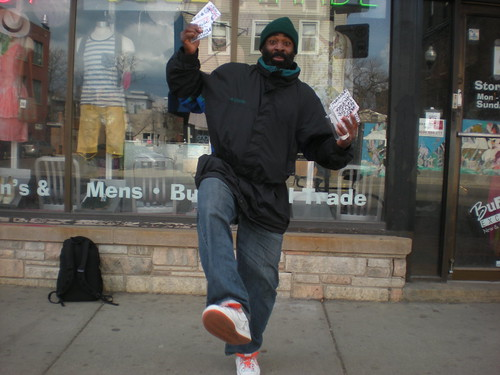 The Legend. (Billy Danze.) Tags: street chicago hiphop hustler sharkula thig thigahmahjiggeee