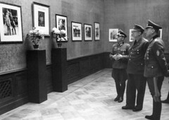 R-K-Ausstellung. (Riksarkivet (National Archives of Norway)) Tags: worldwar2 quisling krigen vidkunquisling andreverdenskrig okkupasjonstiden