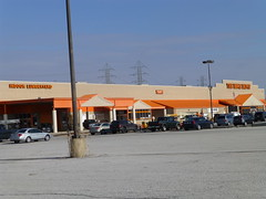 Home Depot in Brooklyn, Ohio (Nicholas Eckhart) Tags: ohio home retail brooklyn depot stores 2012