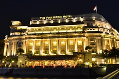 The Golden Fullerton Hotel (conray) Tags: singapore thefullertonhotel