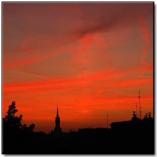 ... before the sun will rise ...