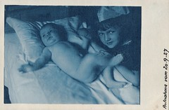 """Aufnahme vom 20.9.27"" (912greens) Tags: 1920s kids germany children babies siblings postcards folksidontknow"