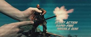 復古玩具廣告風格『特種部隊2』電影預告真是太屌啦!~