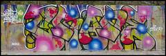 Crane DPC (lewis wilson) Tags: urban graffiti paint crane urbanart graff bomb bombing dpc ukgraff