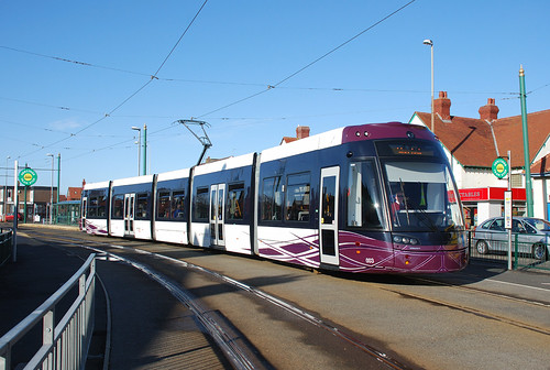 Blackpool Tram Flexity 003