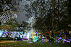 Light (mendowong) Tags: longexposure light hk motion lines canon landscape photography hongkong photo movement bright wide colourful ultra 1224 6d simga
