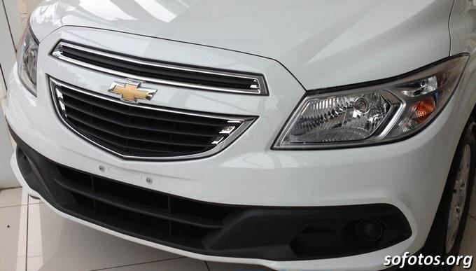 Chevrolet Onix Frente