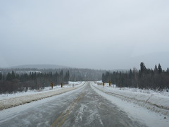 Driving through Moose Creek area (jimbob_malone) Tags: yukon 2013 northklondikehighway